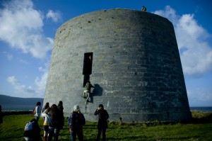 The Martello Tower