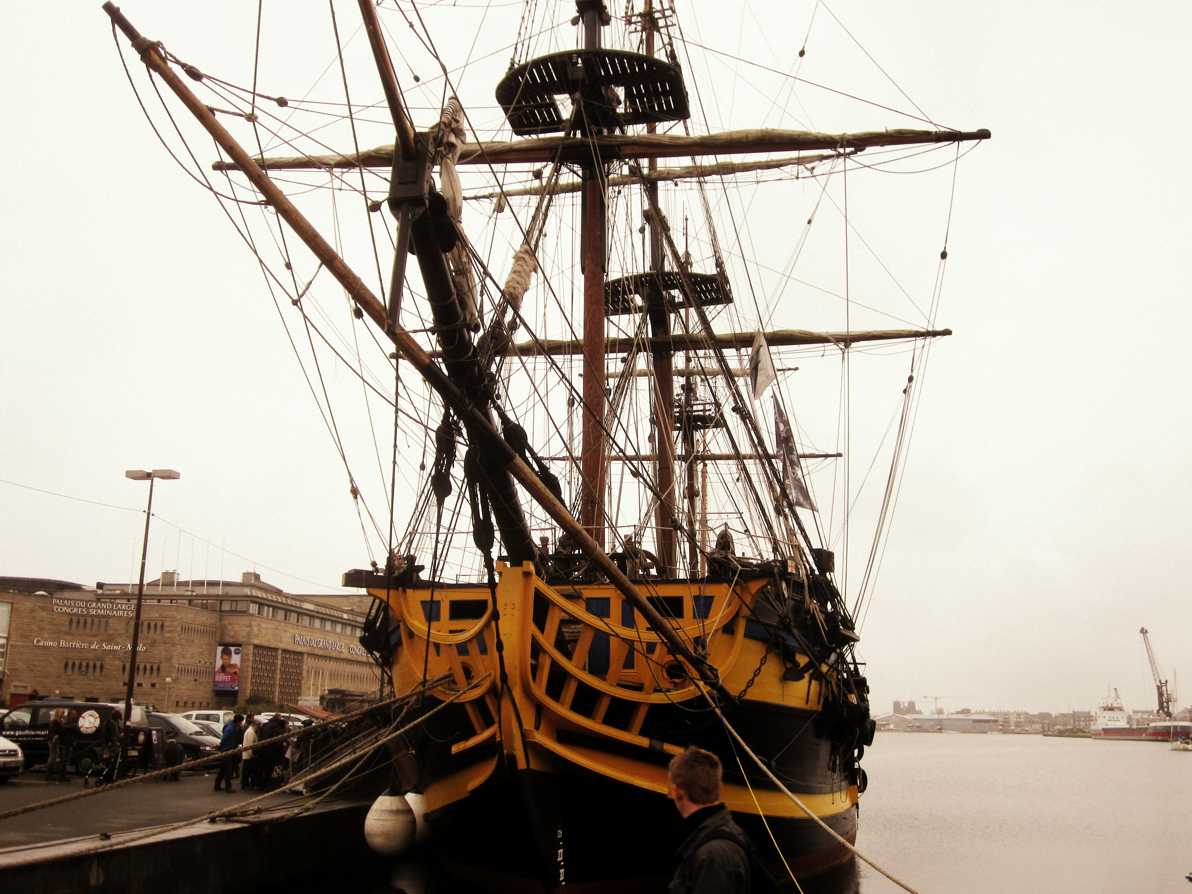 A Real, Live Pirate Ship - Posted on April 16th, 2012 by ...