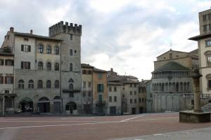 Arezzo-square