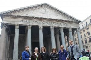 Piazza della Rotunda (Pantheon)