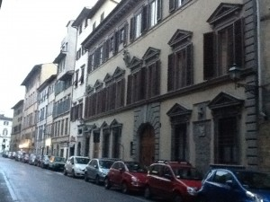 Streets of Florence.