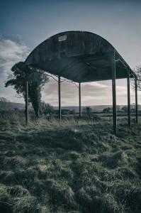 hay roof